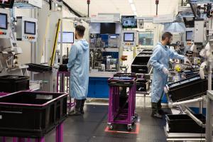 Le département production d'Autocruise