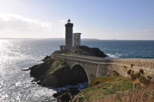 Photo du phare du Petit Minou