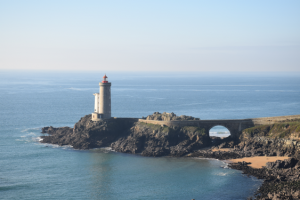 Photo du phare à Plouzané