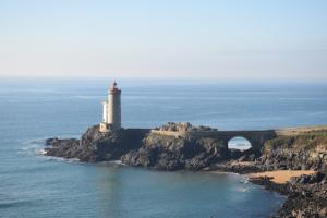 Photo du phare à Plouzané